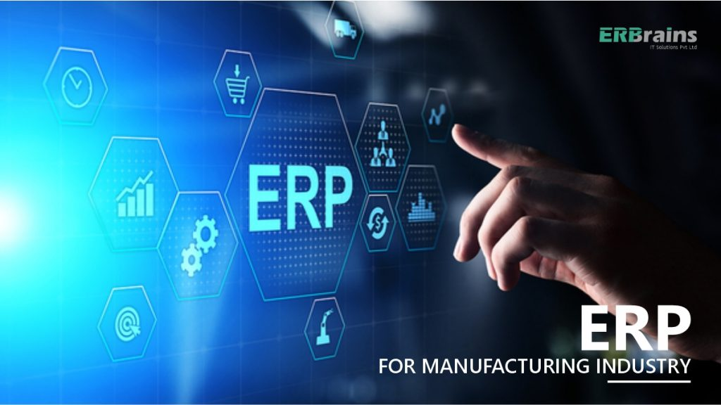Manufacturing ERP for Manufacturing Industries